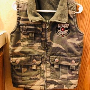 Other - Boys Reversible Vest